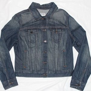 Women's Old Navy Jean Jacket.